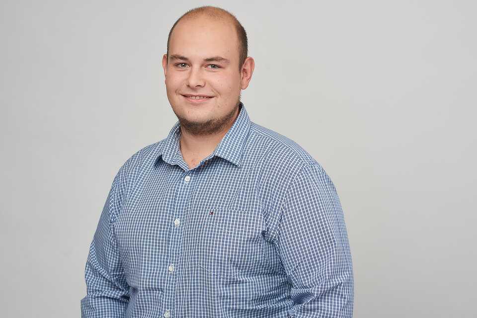 Kamil Szwarc - inżynier budowy Home Premium